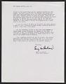 View Emmy Lou Packard letter to Robert De Velbiss, San Francisco, CA digital asset number 1