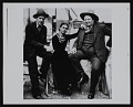 View Photograph of Ralph Stackpole with Diego Rivera and Frida Kahlo digital asset number 0