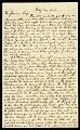 View Charles Frederick Briggs letter to William Page digital asset number 0