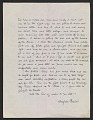 View Maxfield Parrish, Windsor, Vt. letter to Mr. Coates digital asset: verso