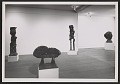 View Installation view of an Eduardo Paolozzi exhibition at the Betty Parsons Gallery digital asset number 0