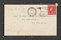 View Corinne Roosevelt Robinson letter to Margaret Schott digital asset: envelope