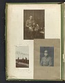 View Waldo Peirce photograph album digital asset: cover verso