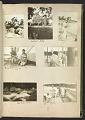 View Waldo Peirce photograph album digital asset: page 28