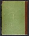 View Waldo Peirce photograph album digital asset: cover back