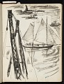 View James Penney's New York Sketchbook digital asset: sketch 11