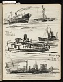 View James Penney's New York Sketchbook digital asset: sketch 25