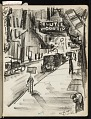 View James Penney's New York Sketchbook digital asset: sketch 27