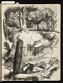View James Penney's New York Sketchbook digital asset: sketch 28
