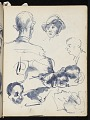 View James Penney's New York Sketchbook digital asset: sketch 36