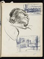 View James Penney's New York Sketchbook digital asset: sketch 38