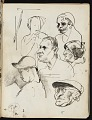 View James Penney's New York Sketchbook digital asset: sketch 92