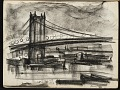 View James Penney's New York Sketchbook digital asset: sketch 97