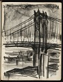 View James Penney's New York Sketchbook digital asset: sketch 98