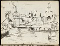 View James Penney's New York Sketchbook digital asset: sketch 113
