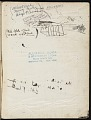 View James Penney's New York Sketchbook digital asset: cover verso