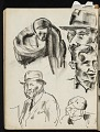 View James Penney's New York Sketchbook digital asset: sketch 93