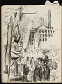 View James Penney's New York Sketchbook digital asset: sketch 64