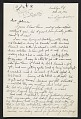 "View James Penney draft letter to ""Johnson"" digital asset: page"