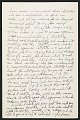 "View James Penney draft letter to ""Johnson"" digital asset: page 1"