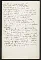 "View James Penney draft letter to ""Johnson"" digital asset: page 3"