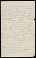 View Letter to John Frederick Peto (presumably from his father) congratulating him on 'arriving at the age of manhood' digital asset: page 1