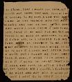 View Horace Pippin memoir fragments digital asset number 4