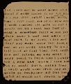 View Horace Pippin memoir fragments digital asset number 5