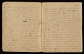 View Horace Pippin memoir of his experiences in World War I digital asset number 4