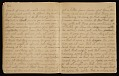 View Horace Pippin memoir of his experiences in World War I digital asset number 15