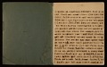 View Horace Pippin memoir of his experiences in France during World War I digital asset: page 1