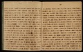 View Horace Pippin memoir of his experiences in France during World War I digital asset: pages 2