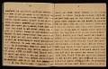 View Horace Pippin memoir of his experiences in France during World War I digital asset number 3