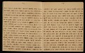 View Horace Pippin memoir of his experiences in France during World War I digital asset number 4