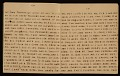 View Horace Pippin memoir of his experiences in France during World War I digital asset number 6