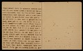 View Horace Pippin memoir of his experiences in France during World War I digital asset number 10