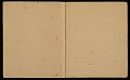 View Horace Pippin memoir of his experiences in France during World War I digital asset number 11