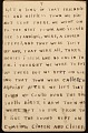 View Horace Pippin memoir of his experiences in France during World War I digital asset number 39
