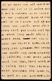 View Horace Pippin memoir of his experiences in France during World War I digital asset number 40