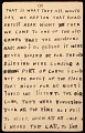 View Horace Pippin memoir of his experiences in France during World War I digital asset number 41