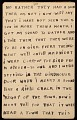 View Horace Pippin memoir of his experiences in France during World War I digital asset number 43