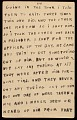 View Horace Pippin memoir of his experiences in France during World War I digital asset number 46