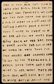 View Horace Pippin memoir of his experiences in France during World War I digital asset number 47
