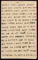 View Horace Pippin memoir of his experiences in France during World War I digital asset number 54