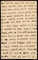 View Horace Pippin memoir of his experiences in France during World War I digital asset number 58