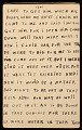 View Horace Pippin memoir of his experiences in France during World War I digital asset number 61