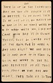 View Horace Pippin memoir of his experiences in France during World War I digital asset number 62