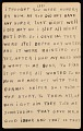 View Horace Pippin memoir of his experiences in France during World War I digital asset number 64