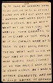 View Horace Pippin memoir of his experiences in France during World War I digital asset number 71