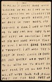View Horace Pippin memoir of his experiences in France during World War I digital asset number 72